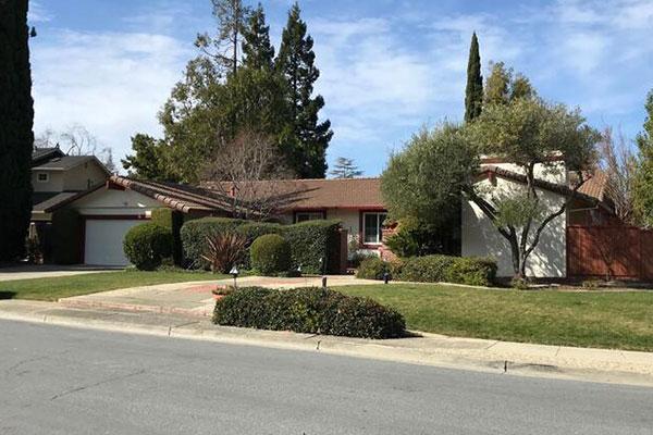 12464 Sheridan Circle, Saratoga, CA 95070