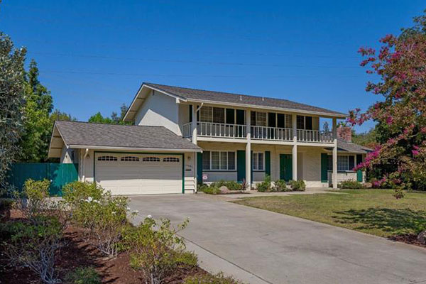19381 Via Real Drive, Saratoga, CA 95070